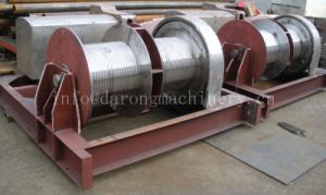 Winch Drum with Grooved Machining pictures & photos
