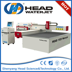 Metal Cutting Machinery CNC Waterjet Cut Metal Machine