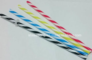 Drinking Straw / Hard Plastic Straw (SS5105) pictures & photos