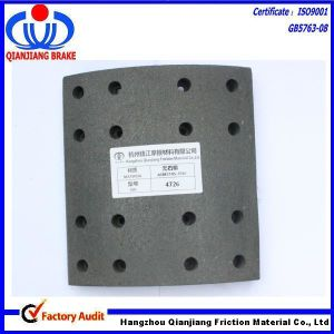 4726 Auto Spare Parts Brake Assembly Type Brake Lining