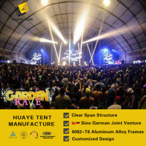 Large Polygon Aluminum Party Tent for Music Festival (hy008) pictures & photos