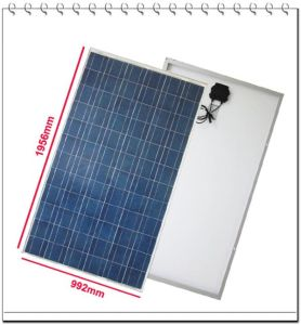 270W-310W Poly-Crystalline Silicon Solar Panel/Solar Cell Module pictures & photos