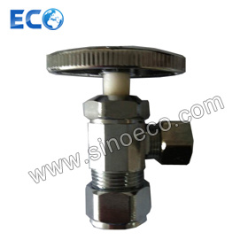 Forged Reduced Female Threaded Leed Free Brass Angle Valve pictures & photos