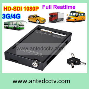 H. 264 SD Card 1CH 2CH 4 Channel Mobile DVR for School Bus Vehicles Truck Taxis pictures & photos