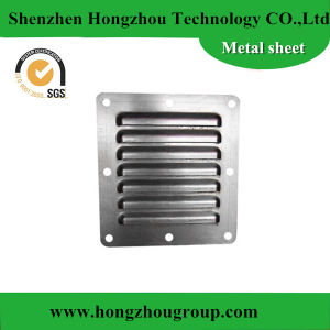 China Supplier Customized Precision Sheet Metal Fabrication Part pictures & photos
