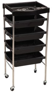 Simple Design Hair Salon Trolley (MY-G021) pictures & photos