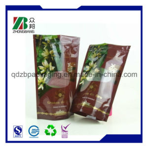 Plastic Snack Bag with Zipper pictures & photos