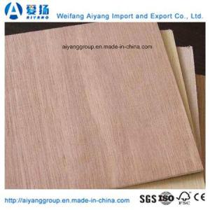 18mm Bintangor/Red Meranti/Okoume/Pencil Cedar Veneer Plywood for Furniture pictures & photos