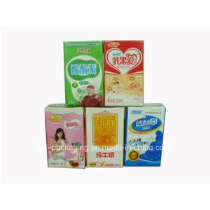 Juice Packaging Paper Carton Box pictures & photos
