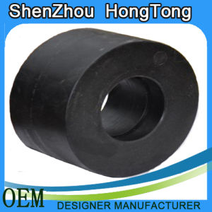 Black PA Single Wheel 100*50 for Forklift pictures & photos