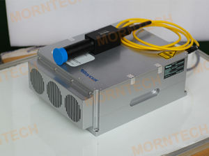 Mtf20W Optical Fiber Laser Marking Machine for Metal/Plastic/SUS/Jewelry pictures & photos