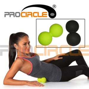 Popular & Professional Double Massage Ball pictures & photos