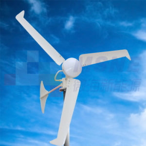 400W Wind Generator with Over 5 Times Higher Generation Efficiency