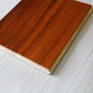 Teak Engineered Wood Flooring UV Lacuquer Smooth pictures & photos