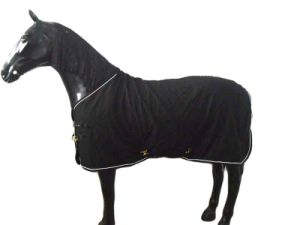 Equestrian Equipment Durable Breathable Spring Canvas Horse Rug (SMR1399) pictures & photos