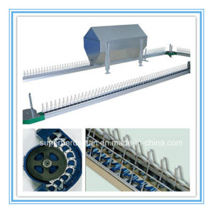 Hot Sale Poultry Farm Equipment Chain Feeding System for Breeders Chicken pictures & photos