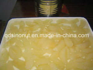 Canned Pear Slices in L/S (400g, 800g, A9, A10 HACCP, ISO, BRC) pictures & photos