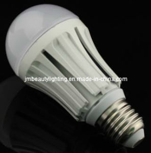 PC +Flameresistant Plastic + Constant Current Driver LED Global Bulb pictures & photos
