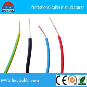 PVC 1.5mm 2.5mm Factory Sell Electric Wire Prices pictures & photos