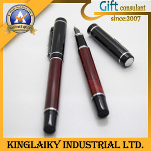 High Class Business Metal Gel Pen for Promotion (KP-018) pictures & photos