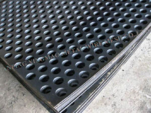 China Factory for Sale Aluminum Perforated Sheet /Galvanized Perforated Metal Mesh (XM-37) pictures & photos