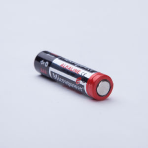 Super Power Alkaline Battery AAA/Lr03 with Blister Card Packing pictures & photos