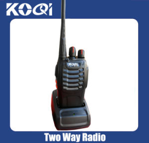 Hot Sell Kq888 UHF 400-470MHz Handheld Two-Way Radio pictures & photos