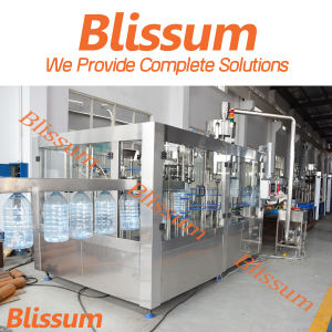Automatic Drinking Water Filling and Packing Machine/ System / Plant pictures & photos