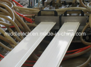 PVC Profile Extrusion Line pictures & photos