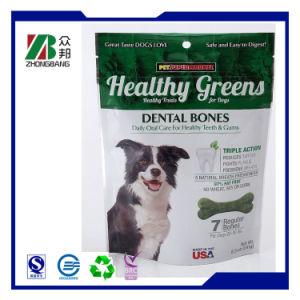 Plastic Pet Treats Packaging Bag pictures & photos