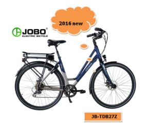 LiFePO4 Battery Electric  Bicycle  (JB-TDB27Z) pictures & photos
