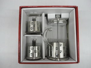 Coffee Maker Set Tea Maker Set pictures & photos