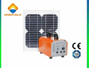 10W Mini DC Portable Solar Power System pictures & photos