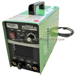 WS-200A Inverter DC Pulse Gtaw/ TIG Welder