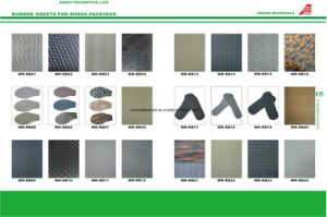 Rubber Sheet Hard Sheet for Shoe Sole pictures & photos