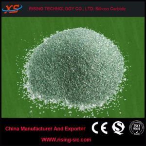 High Purity Green Silicon Carbide Refractory Material pictures & photos