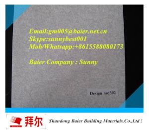 600X600 Gypsum Ceiling / PVC Laminated Gypsum Ceiling Tiles pictures & photos