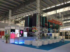 Modular Exhibition Truss Booth for Display Show Stand pictures & photos