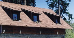 Mixed 3-Tab of Asphalt Shingles