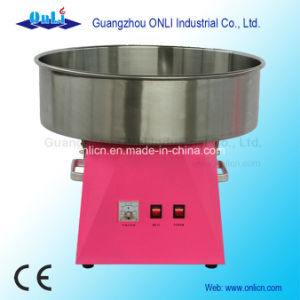 Automatic Electric Cotton Candy Machine for Sale pictures & photos