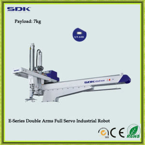 5 Axis Full Servo Manipulator (EDII-1500+S5)