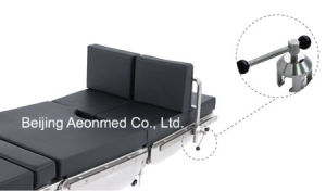 Foot Plate (noctched clamp) for Operating Table pictures & photos
