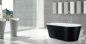 Acrylic Bathutb Freestanding Bath Tubs for One Person (JL609) pictures & photos