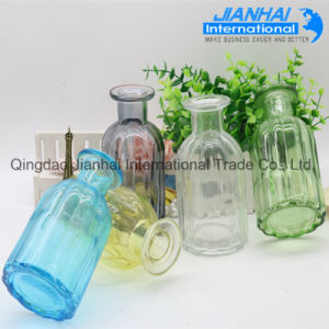 New Design Modern Glass Vase for Home Decoration pictures & photos