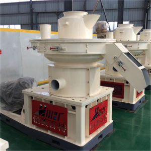 1.2t Ring Die Vertical Dobule Sizes Grass Wood Sawdust Alfalfa Bamboo Granulate Machine pictures & photos