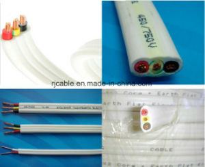 AS/NZS 5000.2 Flat TPS Cable 2.5mm2, 2c+E to Standard AS/NZS 5000.2 for Australia pictures & photos