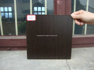 Wenge Melamine Door Skin pictures & photos