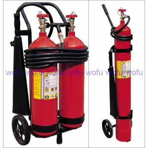 10kg Trolley CO2 Fire Extinguisher pictures & photos