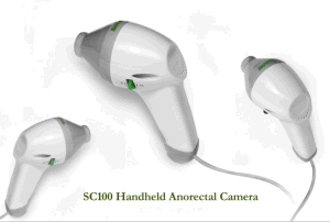 Handheld Anoscope Dignosis Camera pictures & photos
