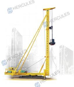 8t Diesel Hammer Pile Driver pictures & photos